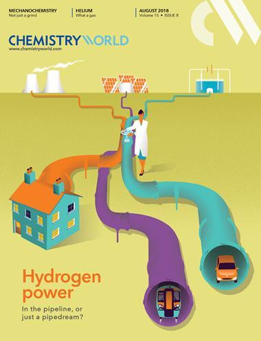 Chemistry World August 2018