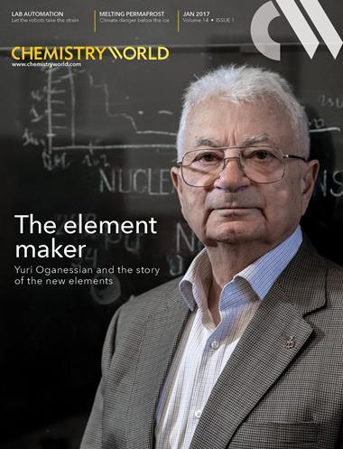 Chemistry World January 2017