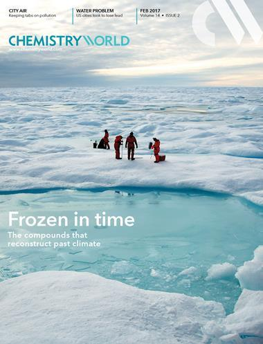 Chemistry World February 2017