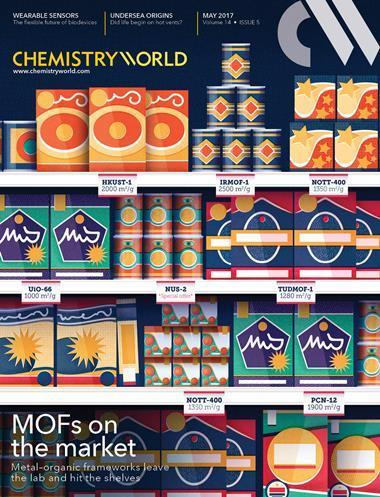Chemistry World May 2017