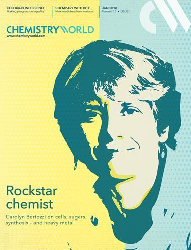 Chemistry World January 2018