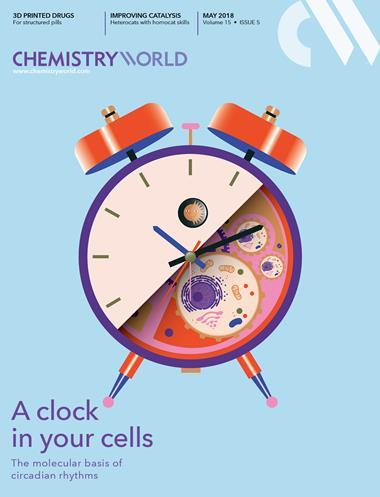 Chemistry World May 2018
