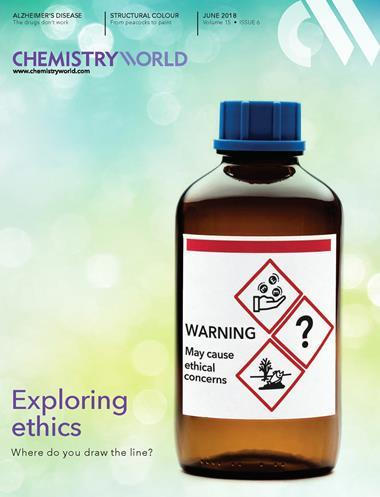 Chemistry World June 2018