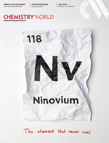 Chemistry World July 2019