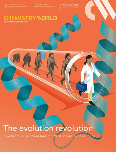 Chemistry World November 2018