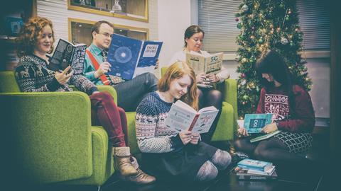 Chemistry World at Christmas