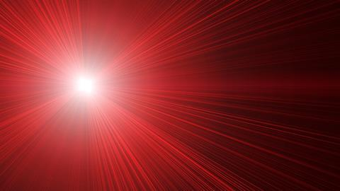 An image showing red laser beams on black