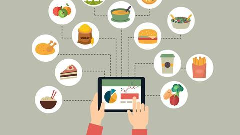Food and feedstock analysis illustration - Hero