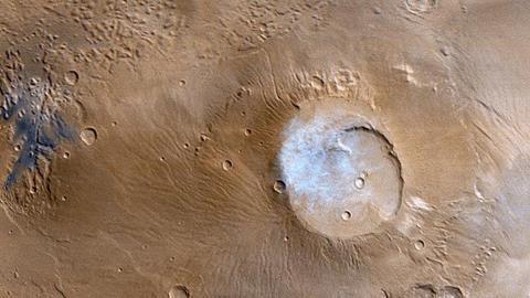 Apollinaris Patera, Mars