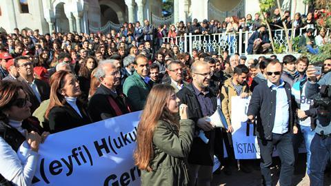 Istanbul demo
