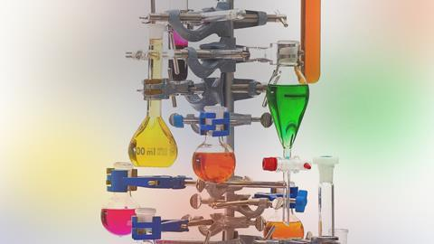 An image of a Chemistree