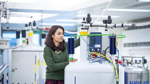 NMR research machines at Oxford University, UK - Index