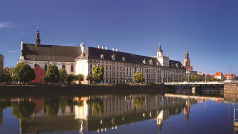 Wroclaw University, Poland