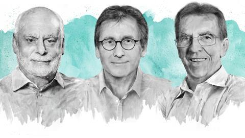 Nobel Prize in Chemistry winners 2016 - illustration panel - Hero version 1.0