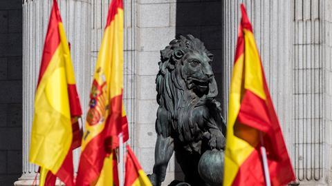 Congress of Deputies  Madrid  Spain