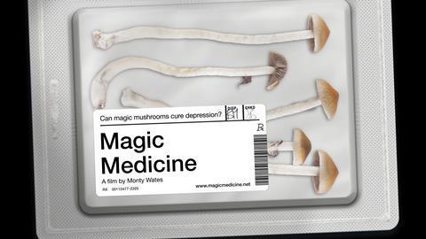 The cover of the magic medicine film