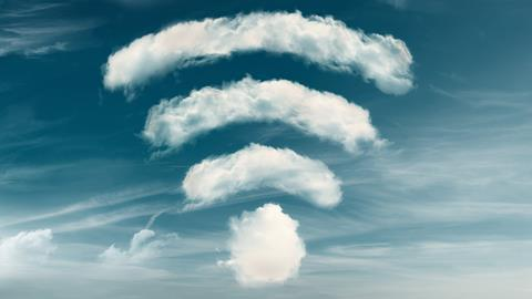 A conceptual Wi-Fi Image