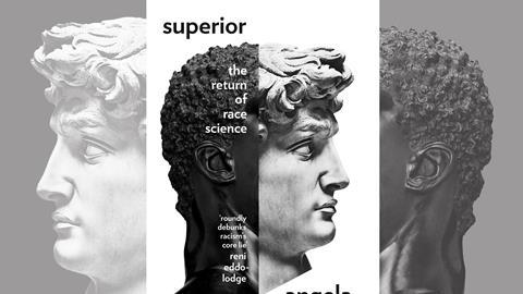 An image showing the cover of Superior
