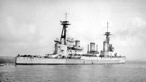 HMS Indefatigable (1909)