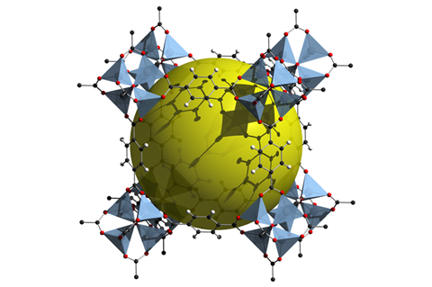 Example of MOF-5