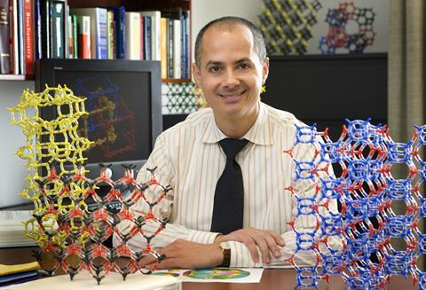 Omar M. Yaghi (Jordanian-American chemist)