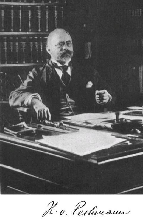 Hans von Pechmann (1850 – 1902)