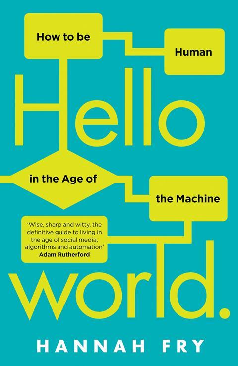 A picture of the Hello World book cover
