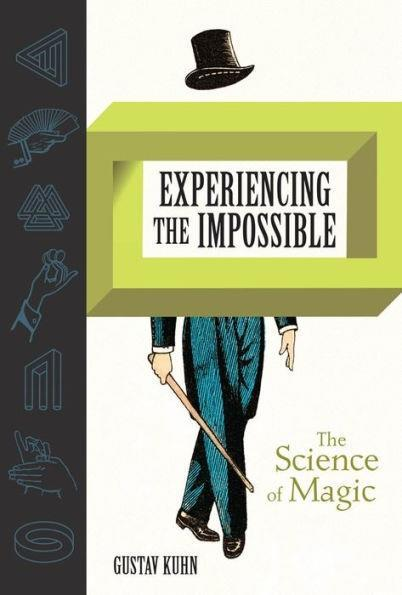 A picture of the book cover of Experiencing the impossible