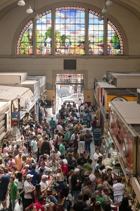 A photo of Mercado municipal, São Paulo