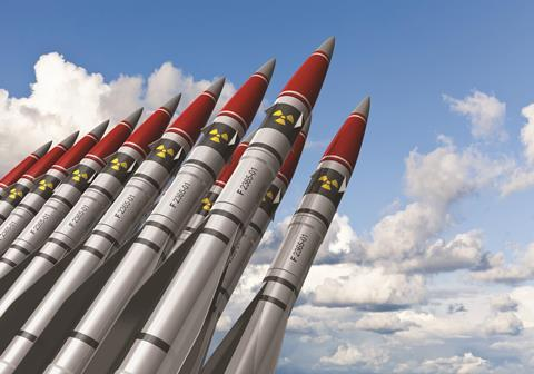 Nuclear Weapons iStock 136794881