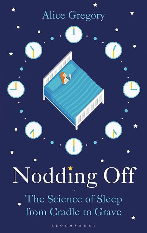 A picture of the Nodding off Book Cover