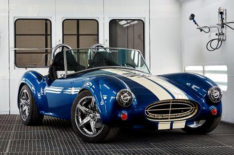 0418CW - Oak Ridge Feature - 3D printing of ORNL Shelby Cobra