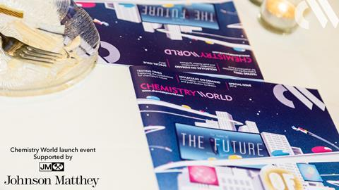 Chemistry World Launch Event