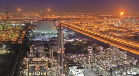 Jubail industry city, Saudi Arabia
