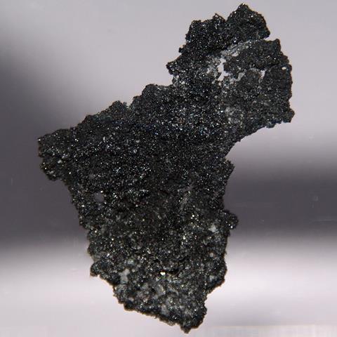 Crystalline boron