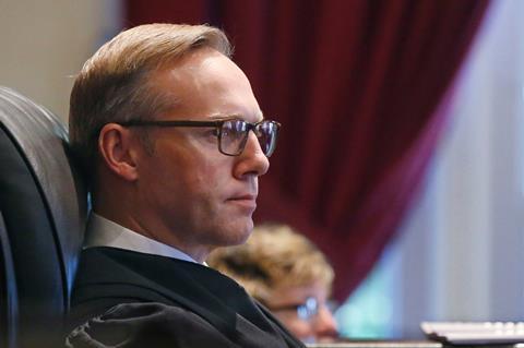 An image showing judge Thad Balkman
