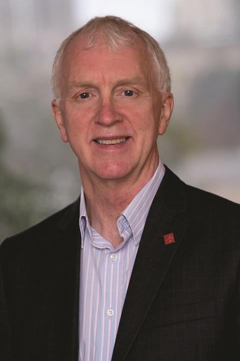 Roy Sandbach at Newcastle University