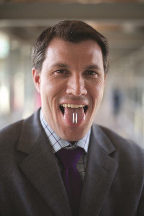 Christopher Bettinger edible battery - main
