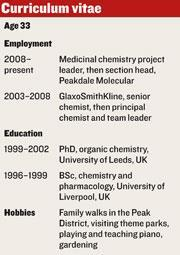 Profile: Chemists on a contract | Careers | Chemistry World