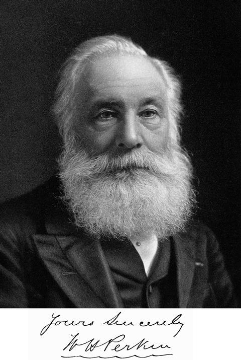 William Henry Perkin (1838–1907)