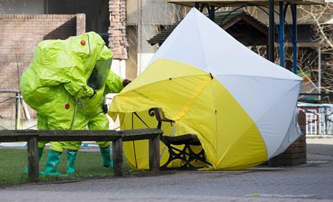 West calls on Russian Federation to explain nerve toxin attack on former spy