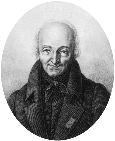 René Just Haüy (1743-1822)