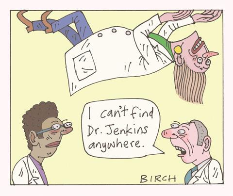 Letters - Dr Jenkins illustration