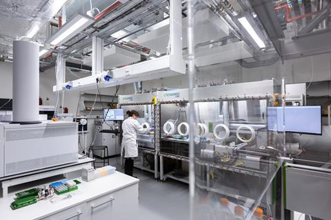 A picture of Imperial College's ROAR facility