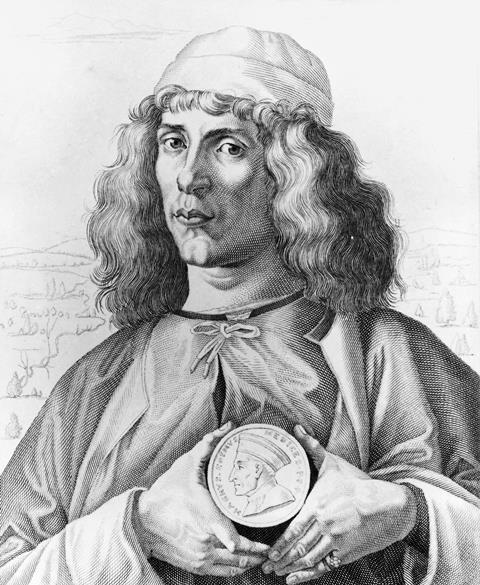Giovanni Pico della Mirandola portrait