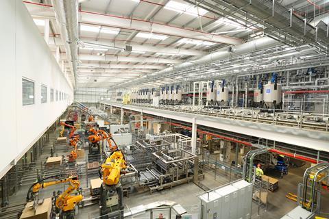 AkzoNobel Ashington factory