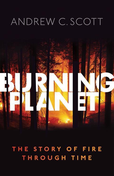 Andrew C Scott–  Burning planet