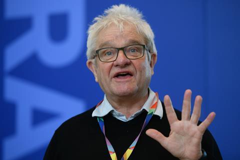 An image showing Paul Nurse