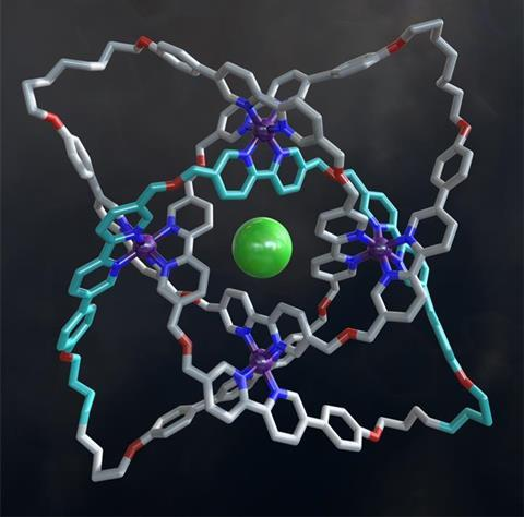 Molecular knot - cropped
