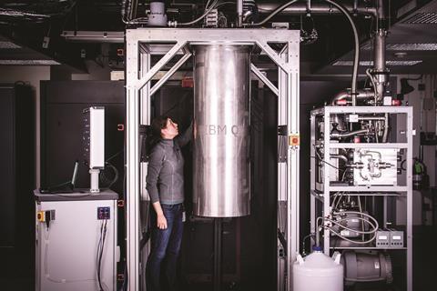 0817CW - Leader - IBM builds its most powerfuluniversal quantum computing processors